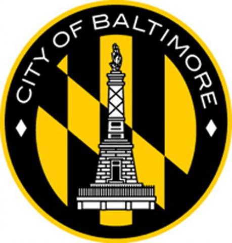 Baltimore City seal maryland pinnacle auto appraiser appraisal dimished value
